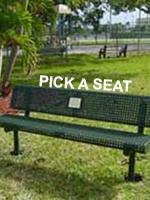 Pick a Seat in Dania Beach