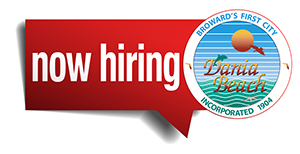 Dania Beach Career Opportunities. Now Hiring