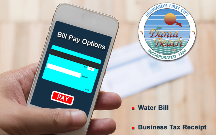 Dania Beach Bill Pay Options